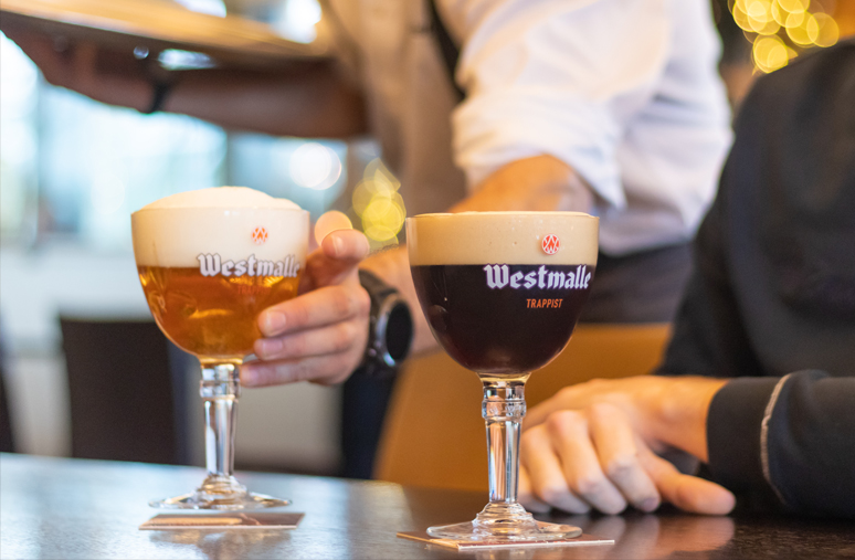 Trappist how to serve